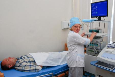 Аппараты медицинские простатит