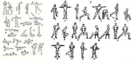 гимнастика при проблемах с простатой