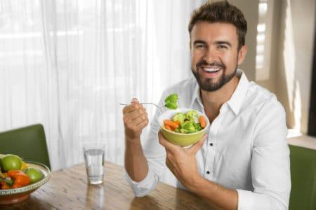 Полноценная диета для мужчины
