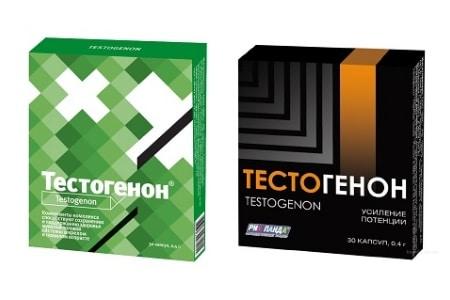 Препарат Тестогенон