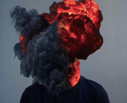 взрыв в голове