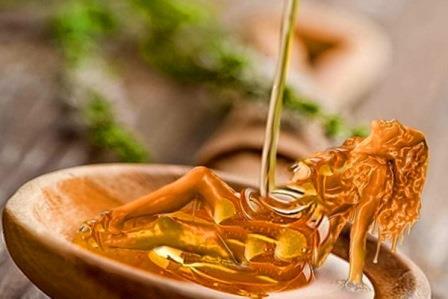 женщина из мёда