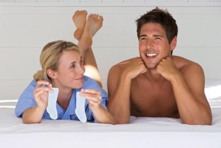 мужчина и женщина мечтают