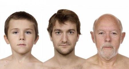 разный возраст мужчин