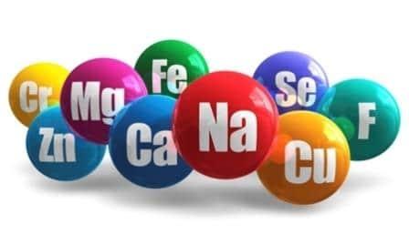 шарики с химическими элементами