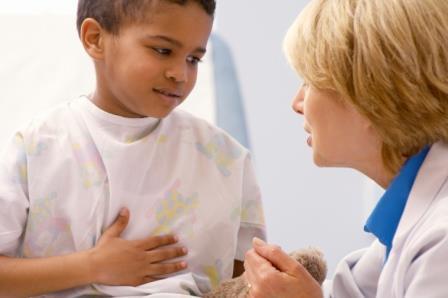 врач и малчик