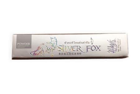 silver fox в упаковке