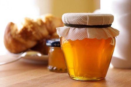 мёд в банке