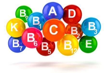 шарики с витаминами