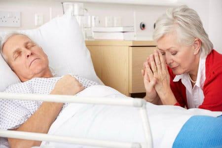 пара в больнице