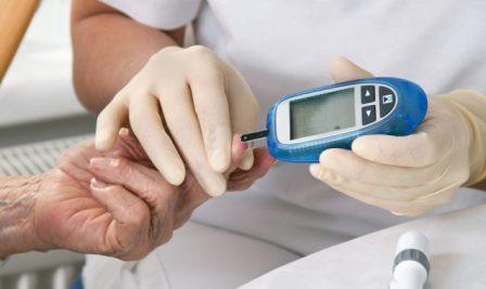 измерение уровня сазара в крови