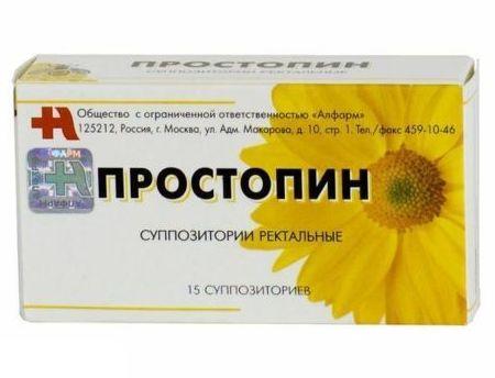 упаковка Простопина