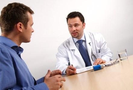 Своевременное обращение к врачу-специалисту значительно увеличивает шансы пациента на полное выздоровление