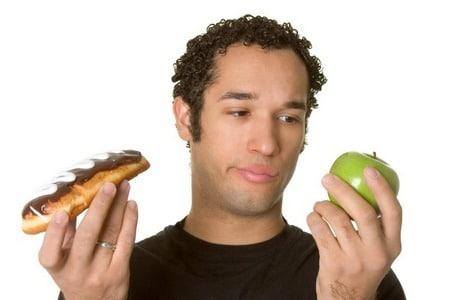 сладкое или фрукты