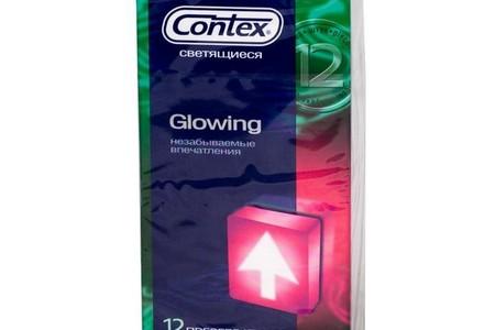 Контекс glowing