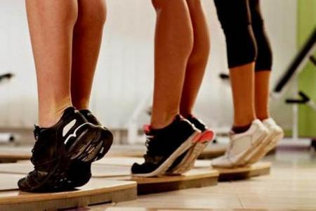 Упражнение на икры ног