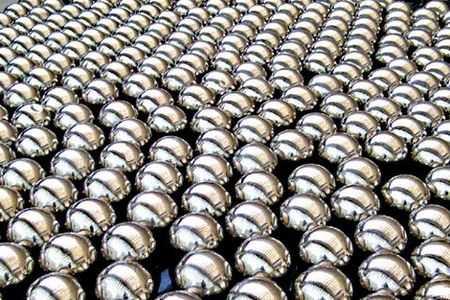 частицы серебра