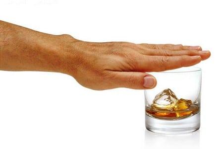 Воздержание от алкоголя перед зачатием у мужчин
