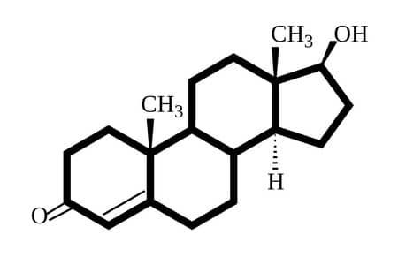 Формула андростерона