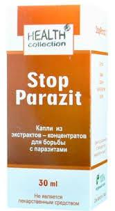Капли Стоп паразит
