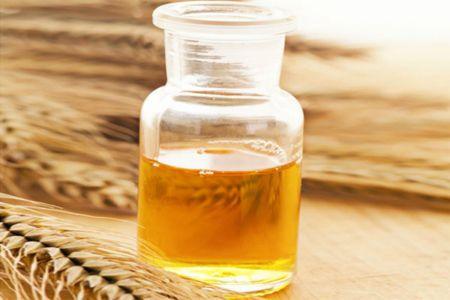 баночка с маслом и пшеница