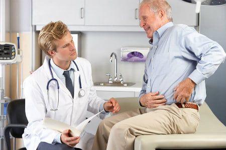 Резкая боль в паху слева у мужчин
