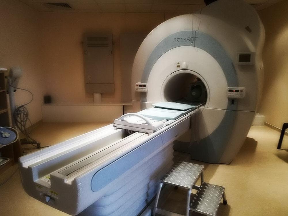 Что показывает МРТ предстательной железы