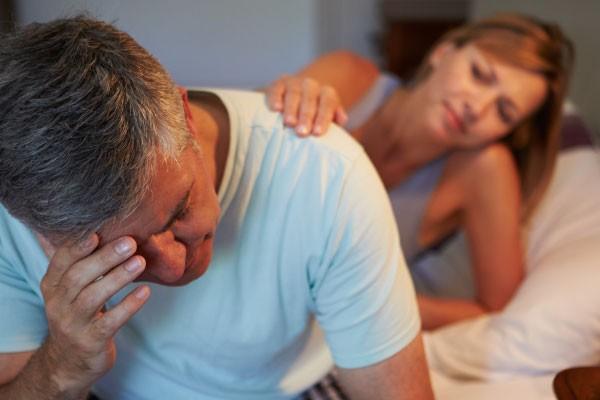 физиологические причины партнера