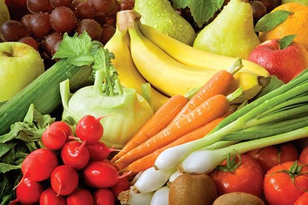 фруктово-овощной набор