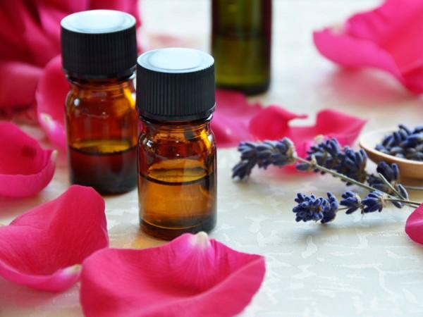 эфирное масло лаванды и розы