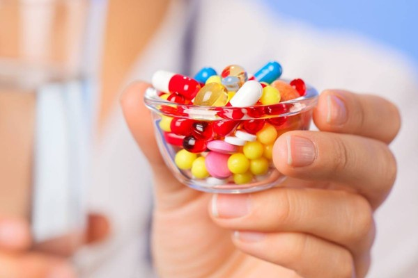 прием витаминов для здоровья
