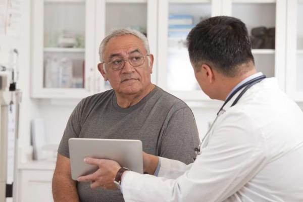 симптомы инфекционного простатита
