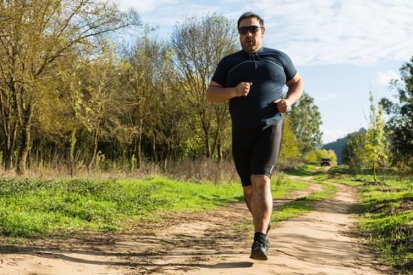 беговая двигательная активность