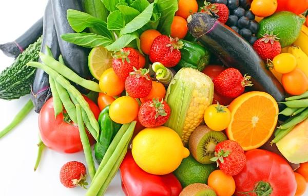 Увеличение количества овощей