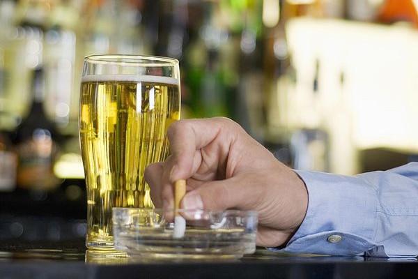 воздержание от употребления спиртного